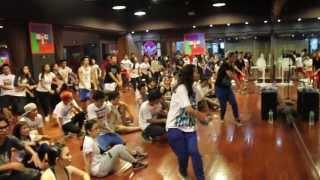 Caryll Abella & Leonard Tubato | Shake It Up By: Audio Push ft. Iamsu