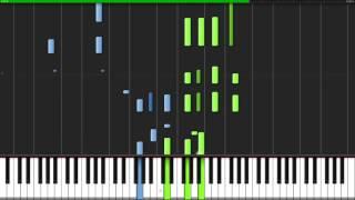 Happy Birthday to You [Piano Tutorial] (Synthesia) // Piano Man