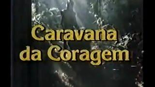 Caravana da Coragem (1984) - Chamada Festival de Verão - 26/03/1988