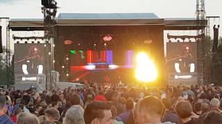 Out Ta Get Me live Guns n' Roses Goffertpark Nijmegen 12 juli 2017