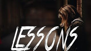 LESSONS - Sad Emotional Guitar Rap Beat   Inspiring Guitar Type Beat