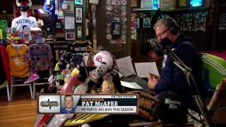 "Colts' Pat McAfee: The Cold Weather in Minnesota ""Stole my Soul"" (12/19/16)"
