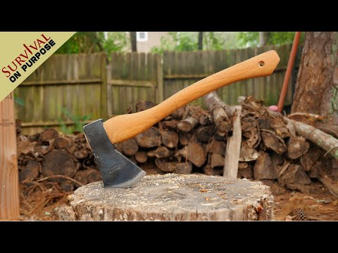 Marbles Camp Axe - Great Value At Under $35 - Sharp Saturday