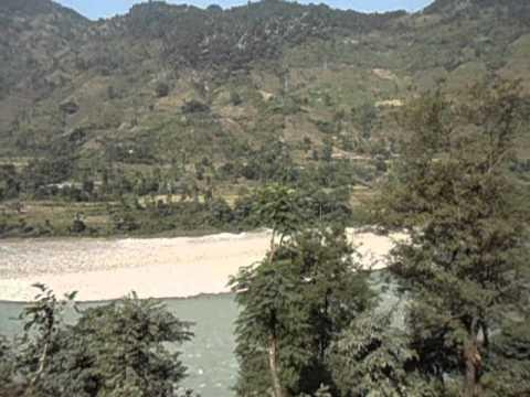 Trishuli River. Nepal