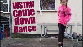 Dancing to WSTRN - Come Down old vid 2016 taken from my insta