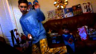 just dance 4 on the floor