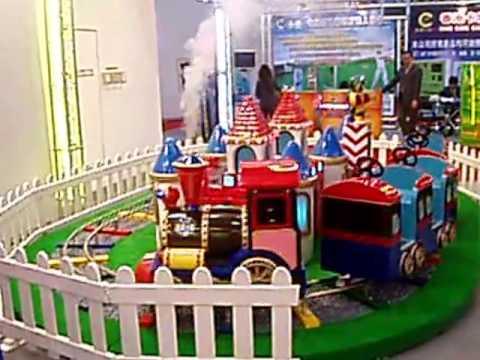 Barron Games - Steam Train Video