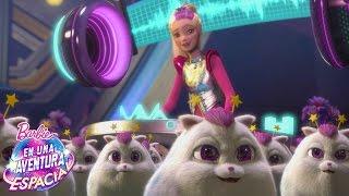 Detrás de cámaras de Barbie en una Aventura Espacial | Barbie™ en Una Aventura Espacial | Barbie