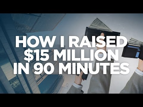 How I Raised $15 Million in 90 Minutes - Real Estate Investing Made Simple photo