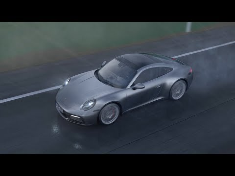 Learn how the Porsche Wet Mode works