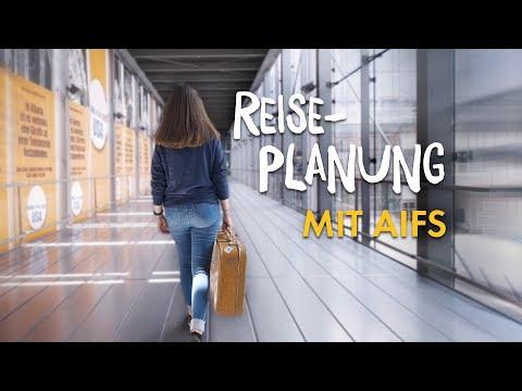 Reiseplanung mit AIFS - Vom ersten Anruf bis zur Ausreise 🛫🌍 | AIFS Educational Travel