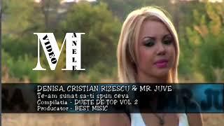 Cristian Rizescu cu Denisa si Mr juve   Alo tu iubirea mea