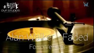 Alan Walker - Feded (Versão Forró)