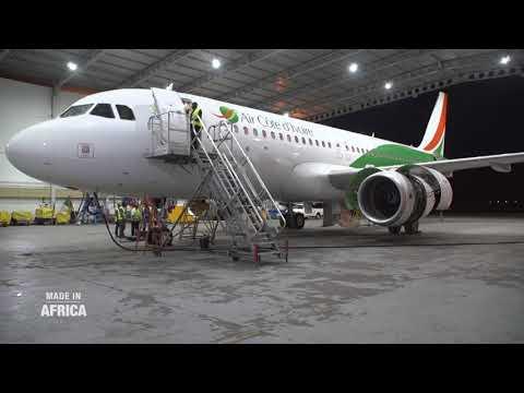 Air Côte d'ivoire à la conquête du ciel africain