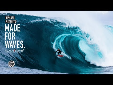 Kipp Caddy | Made For Waves 2018 | Wetsuits by Rip Curl