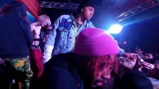 Lil Peep - New Unreleased Track 3 (Live in LA, 2/25/17)