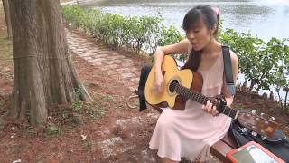 Beyond - 喜歡你 (Cover by Josy Lai)