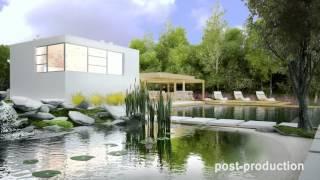 Landscape design and visualization