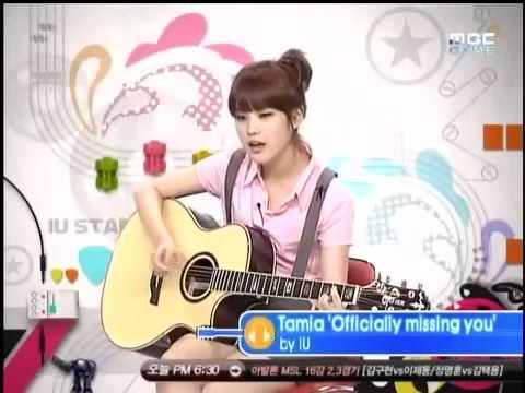 IU Officially Missing You Live Chords - Chordify