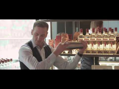 Beefeater MIXLDN Global Bartender Competition Germany / Austria Final – Berlin, 17-18 November, 2015