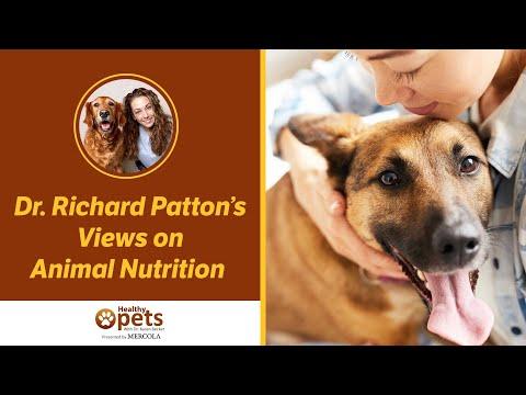 Dr. Richard Patton's Views on Animal Nutrition