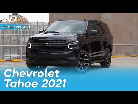 Chevrolet Tahoe 2021 - Mejor en todo y aún más grande - Primer Vistazo