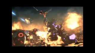 Transformers Fall of Cybertron - Cinematic Trailer 2