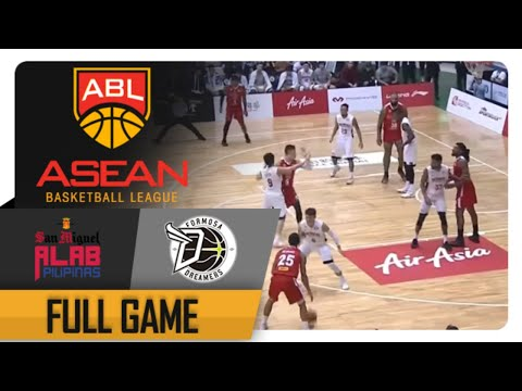 ABL '18-'19: Alab Pilipinas vs. Formosa Dreamers | Full Game | 1st Quarter | January 13, 2019