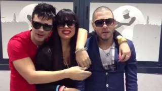 Chacal y Yakarta Ft. Patry White Saludando Ha Flow Fashion Music