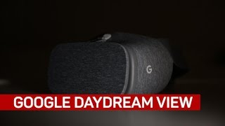 Google's Daydream View is way better than Cardboard