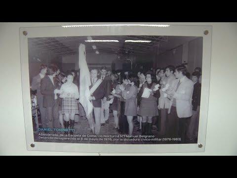 Carlos Castillo - Rector de la Escuela Permanente de Jóvenes y Adultos Secundaria N°12