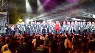 One - U2 - Choir Cover - Saggio AMF Scuola di Musica Moderna - 18/07/2014