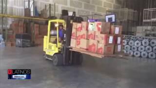 Ayuda Humanitaria recogida en el Suroeste de Florida fue entregada en Miami