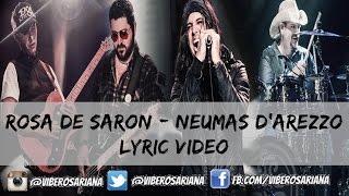 Rosa de Saron - Neumas d'arezzo (Lyric Video)