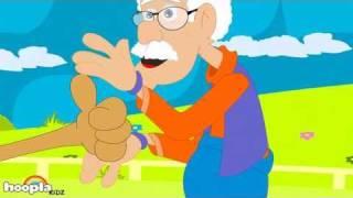 This Old Man | Nursery Rhymes | Popular Nursery Rhymes by HooplaKidz