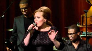 Adele - My Same (Live) Itunes Festival 2011 HD
