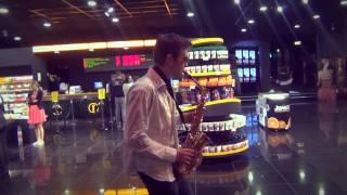 Epic Sax Guy in public