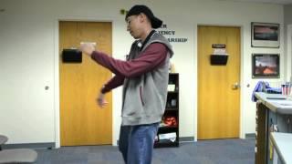 Advisor Matt dances to Jason Derulo's Want to Want Me