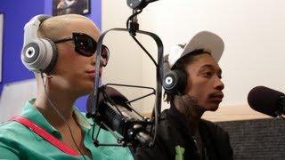 Wiz Khalifa & Amber Rose ready for parenthood, Juicy J collab, O.N.I.F.C., + more w/ DJ Skee. Pt. 1
