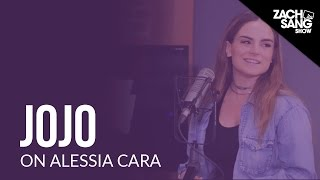 JoJo on Recording 'I Can Only' with Alessia Cara