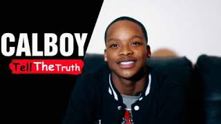 CalBoy-(tell the truth) official audio