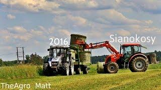Sianokosy 2016☆Valtra☆[GoPro]☆TheAgro Matt ㋡