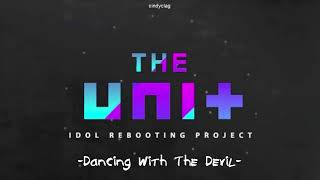 [INSTRUMENTAL] THE UNIT - DANCING WITH THE DEVIL WITH BACKING VOCALS KARAOKE