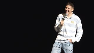 The Only People You Can't Joke About In Australia... Aboriginals | Andrew Schulz | Stand Up Comedy