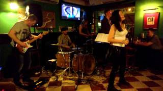 Vista Cover Band - Sleeping In My Car (Roxette cover)