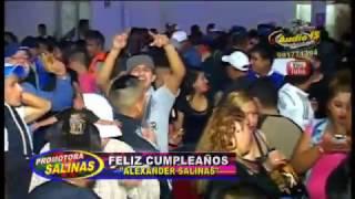 AUDIO 15 PRODUCCIONES - Jose Maria P CHACALON JR - ME JURASTES AMOR  (DOM12/06/16-LA JARANA)