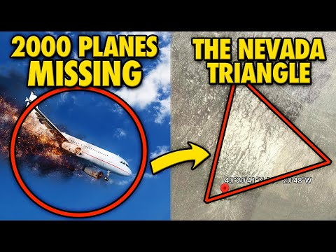 10 Places More Mysterious Than The Bermuda Triangle