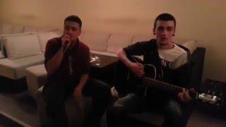 Стефан и Борис -  Давам всичко за теб  (cover)