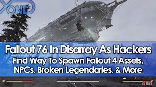 Fallout 76 is still a broken mess