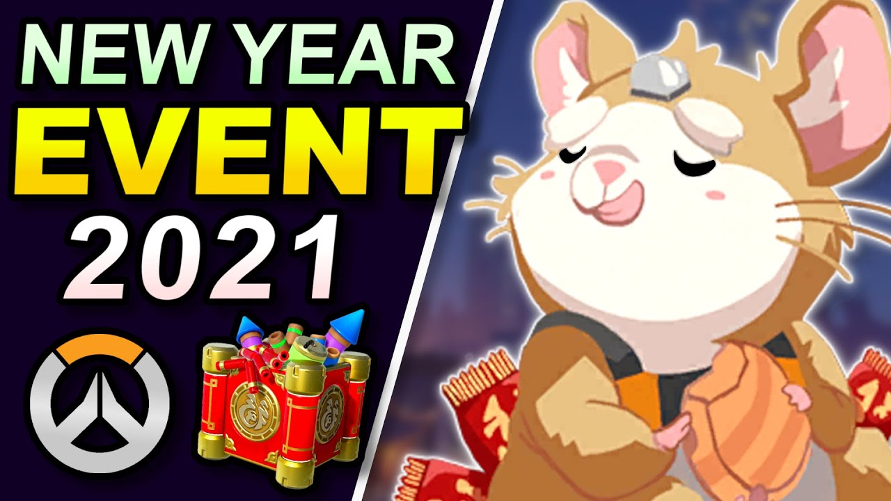 Master Ian Gamer - Overwatch - 2021 LUNAR NEW YEAR - Start Date, New Skins, & Event Predictions!